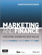 Marketing and Finance Creating Shareholder Value