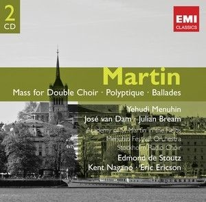 Martin - Mass for Double Choir, Polyptique, Ballades