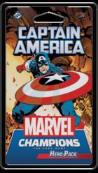 FFG Gra Marvel Champions: Captain America Hero Pack