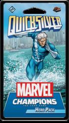 FFG Gra Marvel Champions: Quicksilver Hero Pack