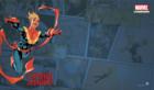 FFG Marvel Champions: The Game Mat - Captain Marvel