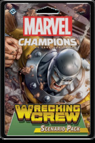 FFG Marvel Champions: The Wrecking Crew Scenario Pack