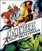Marvel`s the Avengers Encyclopedia - PRACA ZBIOROWA