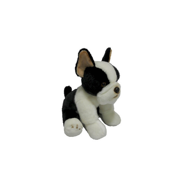 Maskotka pies boston terrier 30cm