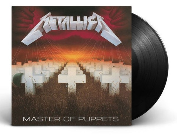 Master of Puppets (Remastered) (vinyl)