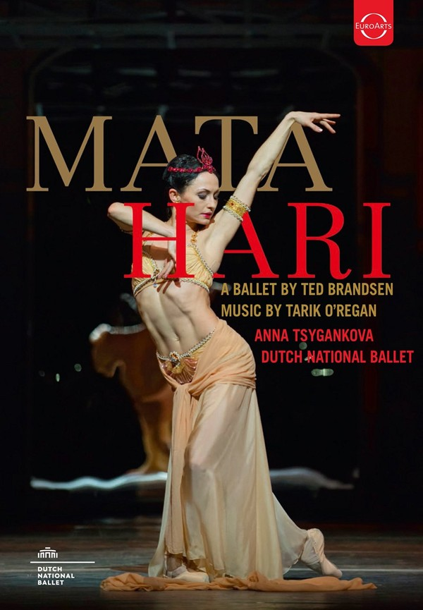 Mata Hari. A Ballet By Ted Brandse (Blu-Ray)