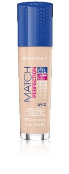 Match Perfection 010 Light Porcelain -