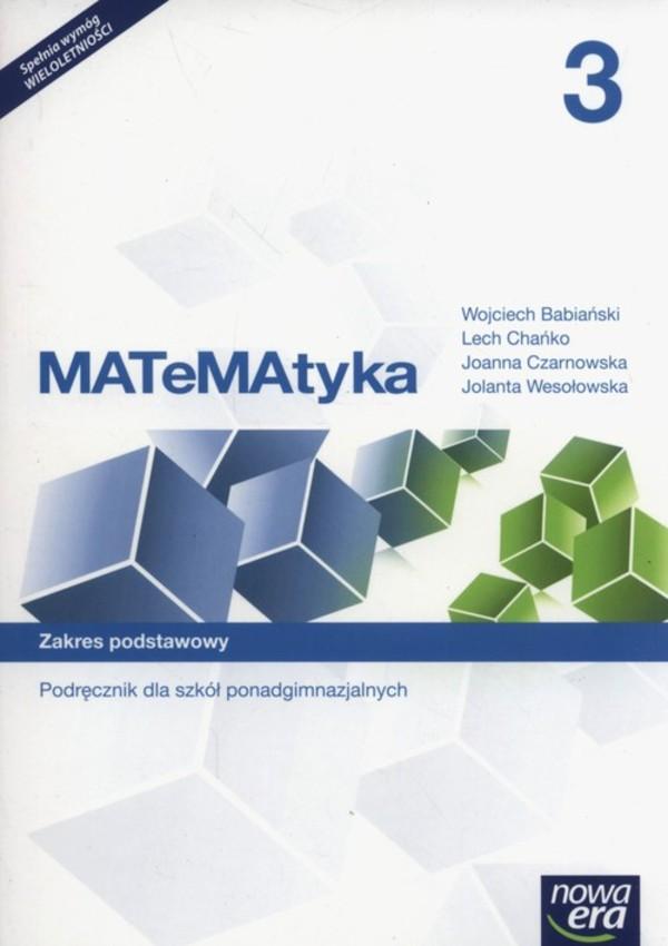 podręcznik matematyka nowa era liceum pdf