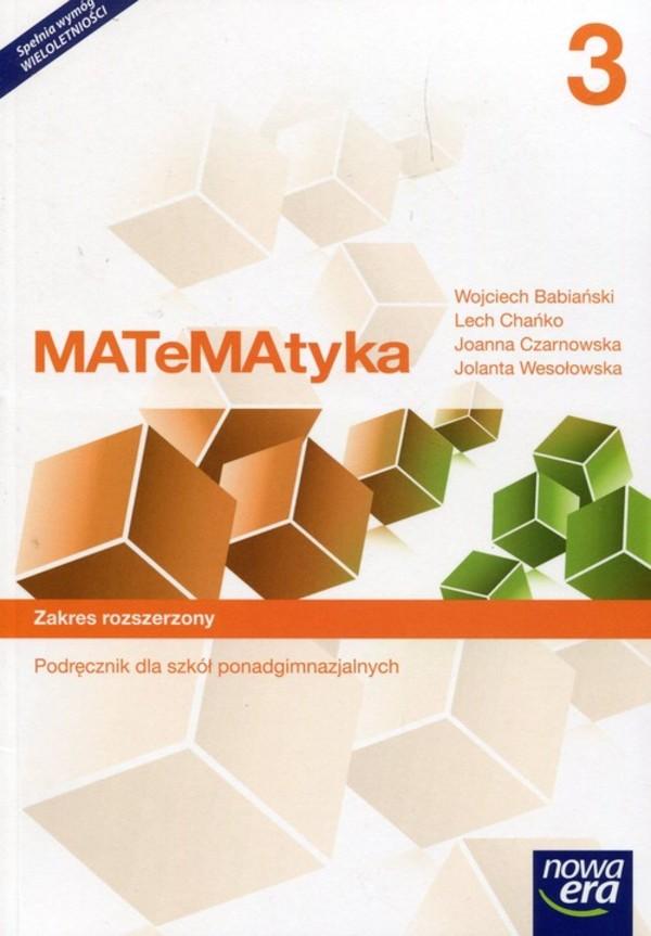 matematyka 1 podręcznik dla liceum ogólnokształcącego i technikum