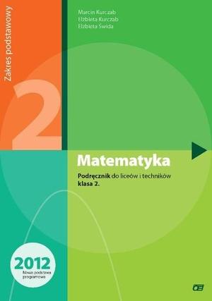 matematyka podręcznik do liceów i techników klasa 2 pdf