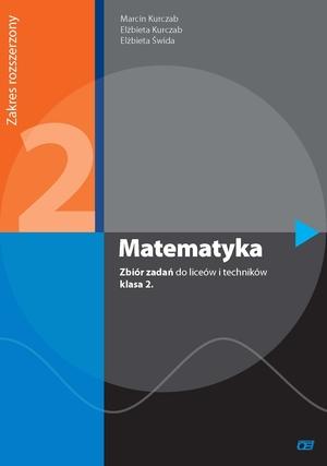 matematyka 2 podręcznik dla liceum i technikum zakres rozszerzony
