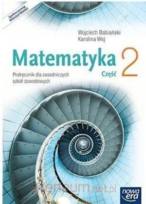 matematyka część 1 podręcznik dla zasadniczych szkół zawodowych