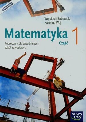 matematyka 1 podręcznik do zasadniczych szkół zawodowych