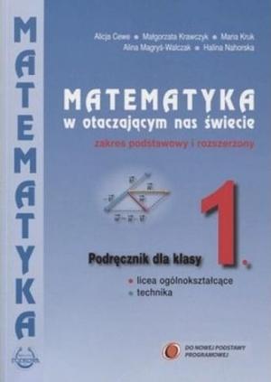 matematyka w otaczającym nas świecie podręcznik