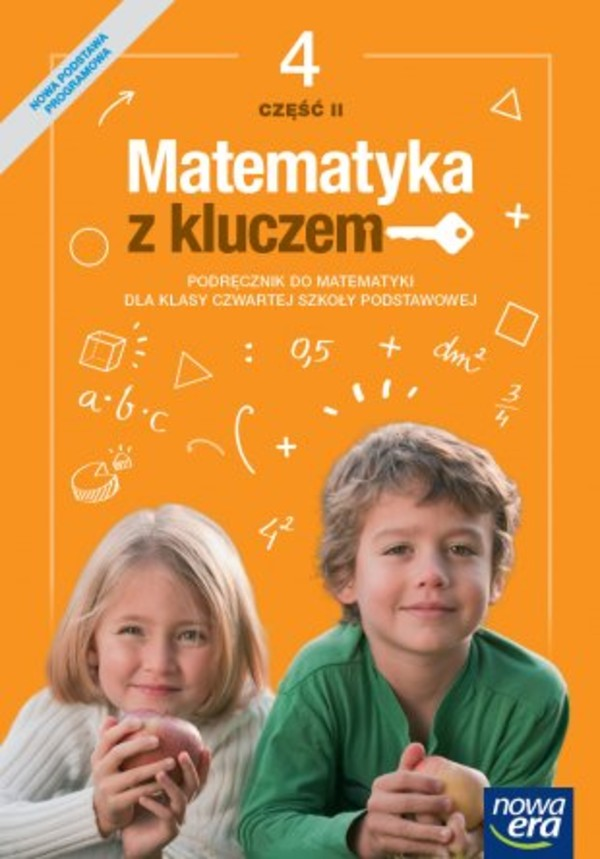 podręcznik matematyka z kluczem klasa 4