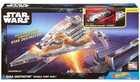 Mattel Hot Wheels Star Wars Autostatki Zestaw -