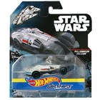 Mattel Hot Wheels Star Wars Autostatki Millennium Falcon -