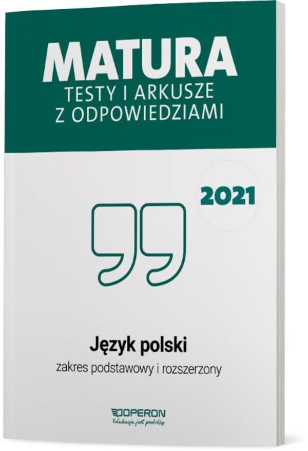 matura próbna 2021 polski rozszerzony