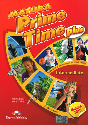 matura prime time plus podręcznik