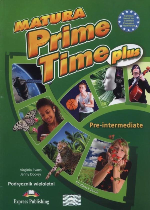 matura prime time pre intermediate