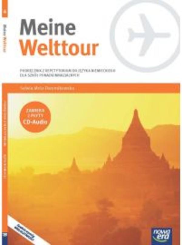 podręcznik do niemieckiego meine welttour 1