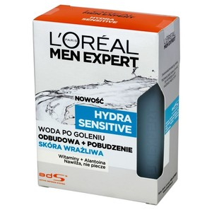 Men Expert Hydra Sensitive Woda po goleniu