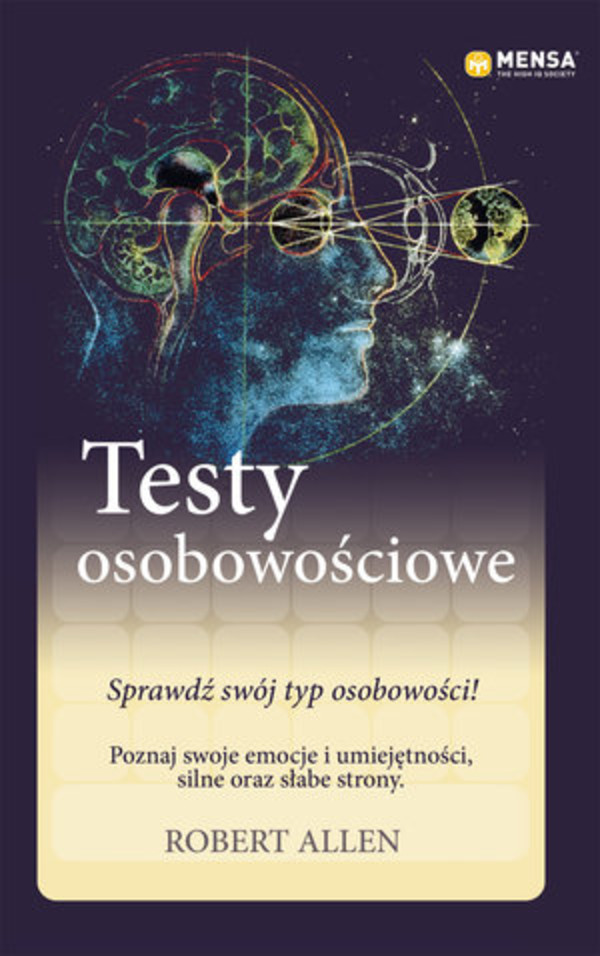 Testy osobowościowe Mensa The High IQ Society