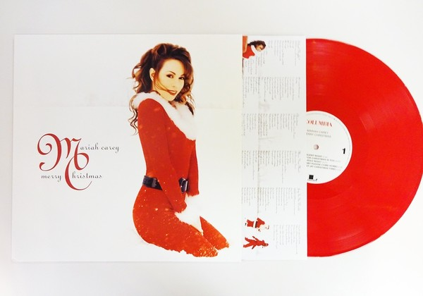 Merry Christmas (vinyl) (Deluxe Edition)