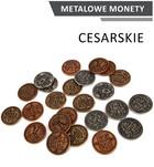 Metalowe Monety Cesarskie (zestaw 24 monet)
