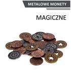 Metalowe monety Magiczne (zestaw 24 monet)
