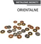 Metalowe Monety Orientalne