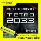 Metro 2033 - mp3 - Dmitry Glukhovsky