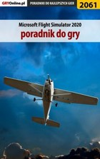 Microsoft Flight Simulator 2020 - poradnik do gry - epub, pdf