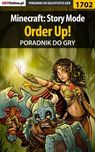 Minecraft: Story Mode - Order Up! - epub, pdf - `Ramzes` Jacek Winkler