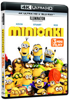 Minionki (4K Ultra HD) - Pierre Coffin, Kyle Balda