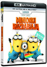 Minionki rozrabiają (4K Ultra HD) - Chris Renaud, Pierre Coffin