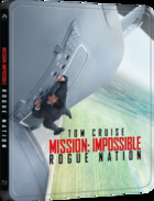 Mission: Impossible - Rogue Nation Steelbook - Christopher McQuarrie