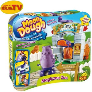 Moon Dough Piankolina do lepienia Magiczne Zoo