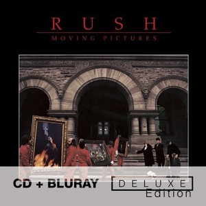 Moving Pictures (CD + Blu-Ray)