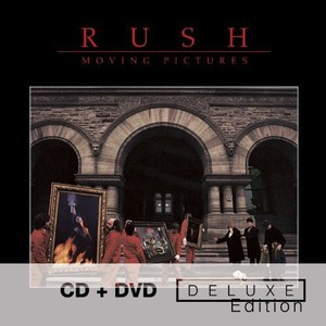 Moving Pictures (CD + DVD)