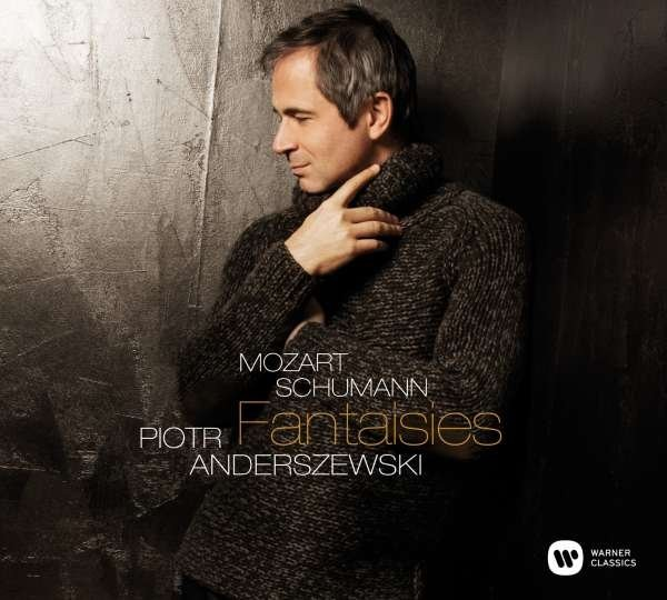Mozart, Schumann: Fantaisies (DVD + CD)