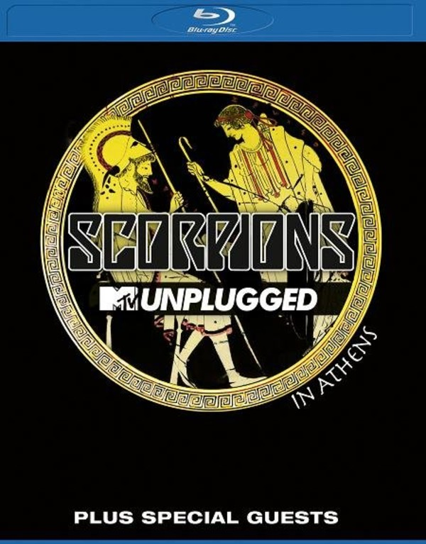 MTV Unplugged: Scorpions (Blu-Ray)