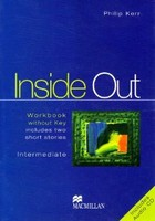 New Inside Out -Intermediate. Workbook (without key) + CD - Sue Kay, Vaughan Jones