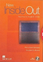 New Inside Out - Pre-Intermediate. Student`s Book + CD - Sue Kay, Vaughan Jones