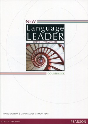 New Language Leader -Upper-Intermediate Coursebook Podręcznik