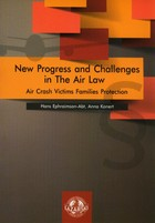 New Progress and Challenges in The Air Law - Anna Konert, Hans Ephraimson-Abt