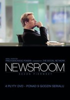 Newsroom Sezon 1 - Greg Mottola, Alan Poul, Jeremy Podeswa