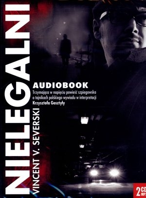 Nielegalni audiobook CD