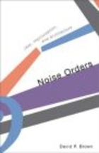 Noise Orders - D. Brown