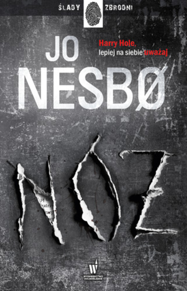 Nóż Harry Hole, Tom 12